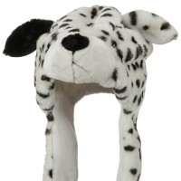 Costume - Dalmatian Polyester SW Animal Hat