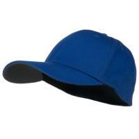 Ball Cap - Royal Structured Brushed Big Size Cap