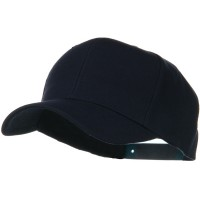 Ball Cap - Navy Wool Blend Prostyle Snapback Cap