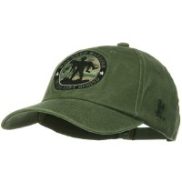 Embroidered Cap - Wounded US Army Unit Pigment Cap