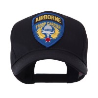 Embroidered Cap - Trooper Carrier Airborne Patch Cap