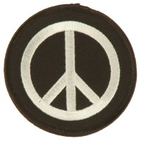 Patch - Black Assorted Rasta Patch