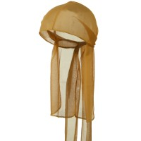 Wrap - Timber Baby Satin DuRag