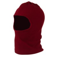 Face Mask - Cardinal Boy's Single Layer Fleece Mask