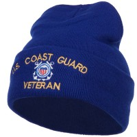 Beanie - Royal Coast Guard Veteran Long Beanie