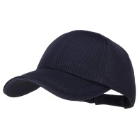 Ball Cap - Navy Deluxe Performance Mesh Cap