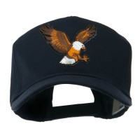 Embroidered Cap - Eagle 5 Eagle Large Embroider Patch Cap