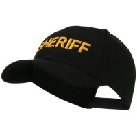 Embroidered Cap - Sheriff Embroidered Military Cap