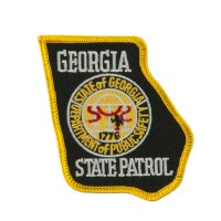 Patch - GA State Eastern State Police Patch