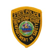 Patch - NH State Eastern State Police Patch