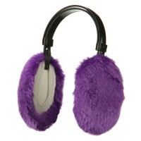 Warmer - Purple Thermal Insulated Ear Muff
