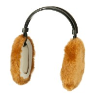 Warmer - Brown Thermal Insulated Ear Muff