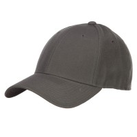 Ball Cap - Charcoal Pro Style Fitted Cap