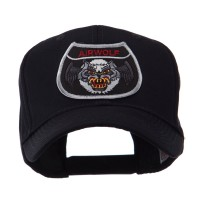 Embroidered Cap - Air Wolf Air Force Patch Cap
