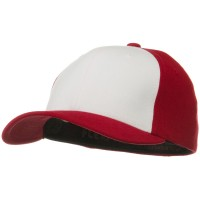 Ball Cap - Red White Red Navy Flexfit Performance Cap