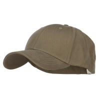 Ball Cap - Olive Big Size Stretchable Deluxe Fitted Cap