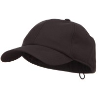 Ball Cap - Black Juniper Premium Softshell Cap
