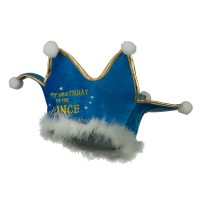 Costume - Blue Kid's Happy Birthday Hat