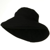 Dressy - Black Kettle Canvas 4 Inch Brim Hat