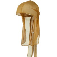 Wrap - Timber Kid's Satin Durag