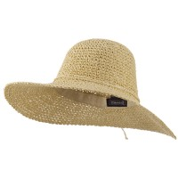 Dressy - Khaki Ladies H, Crocheted Hats