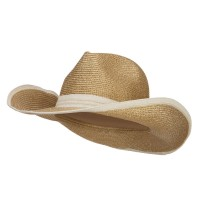 Western - Gold Metallic Shiny Cowboy Hat