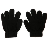 Glove - Black Small Magic Gloves