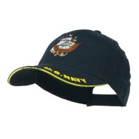 Ball Cap - US Navy US Navy Embroidered Military Cap