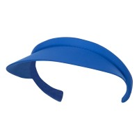 Visor - Royal Nylon Small Clip Ons