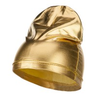 Wrap - Gold Real Fit Spandex Woman's Cap