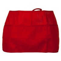 Towel, Apron - Red 3 Pockets Chef's Apron