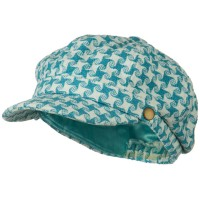 Newsboy - Blue Star Newsboy Hat
