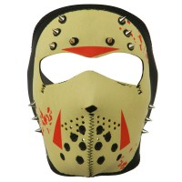 Face Mask - Jason Spikes Neoprene Face Mask