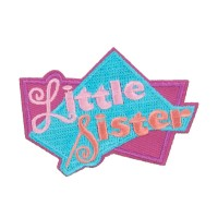 Patch - Little Sister Family Patches