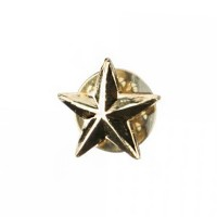 Pin , Badge - Star Star Cloisonne Military Pins