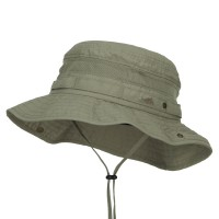 Outdoor - Olive Big Size Talson UV Boonie Hat