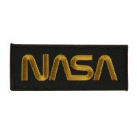 Patch - NASA Law , Forces Embroidered Patch