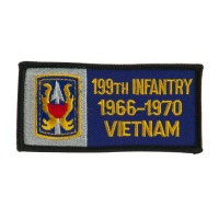 Patch - 199th Inf US Army Infantry Military Patch