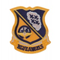Patch - Angels U.S Navy Embroidered Military Patch
