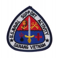 Patch - Vietnam U.S Navy Embroidered Military Patch