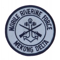 Patch - Mekong U.S Navy Embroidered Military Patch
