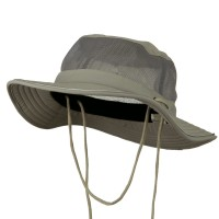 Outdoor - Grey Big Size Talson UV Mesh Bucket