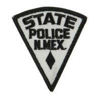 Patch - NM State Western State Police Patches