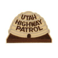 Patch - UT Hwy Western State Police Patches