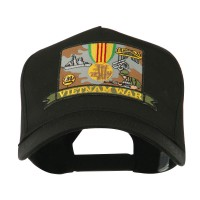 Embroidered Cap - Vietnam War War & Operation Embroidery Patch Cap