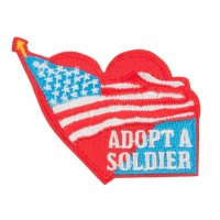 Patch - Soldier Military Family Patches