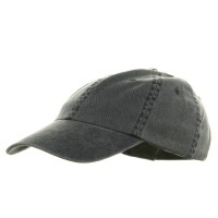 Ball Cap - Navy Youth Pigment Dyed Washed Cap