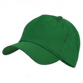 Cotton Twill Golf Cap