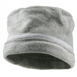 Banded Fleece Winter Cap-Grey