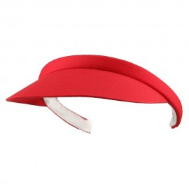 Cotton Small Clip On-Red
